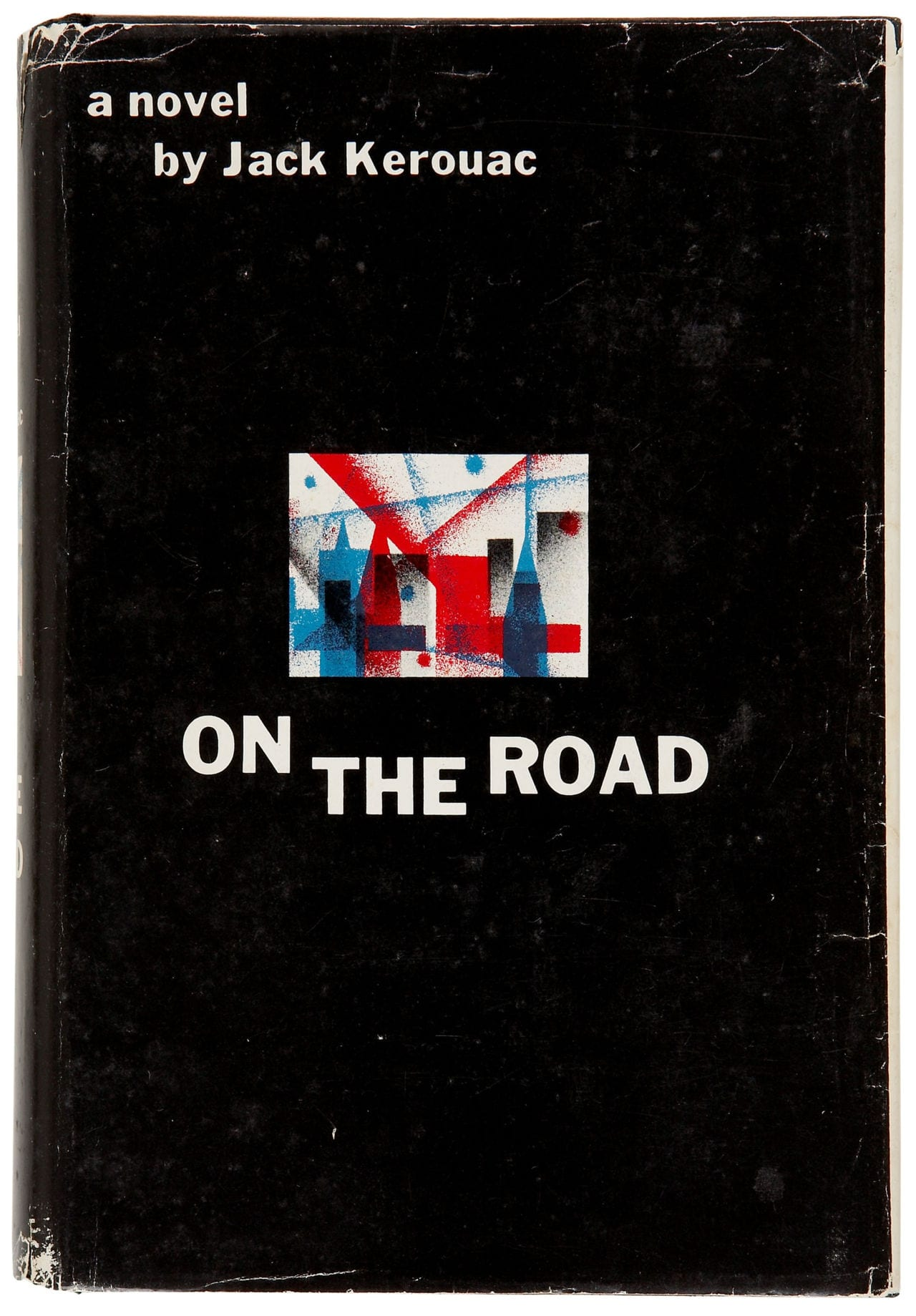 Jack Kerouac. On the Road. New York: Viking Press, 1957. First edition. Octavo. 310 pages.