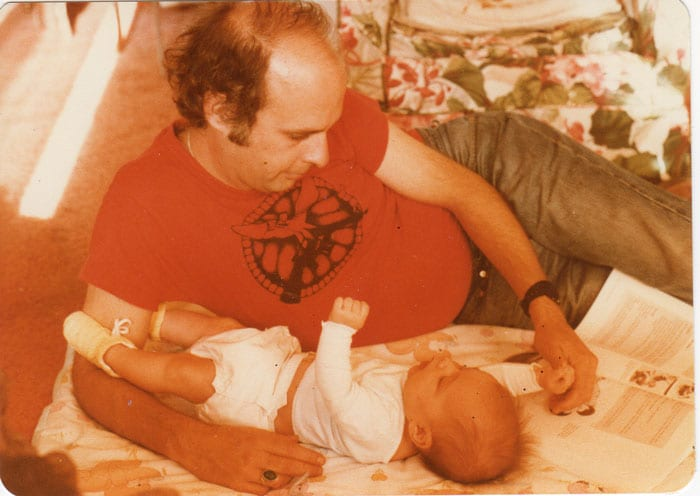 Jesse and Dad