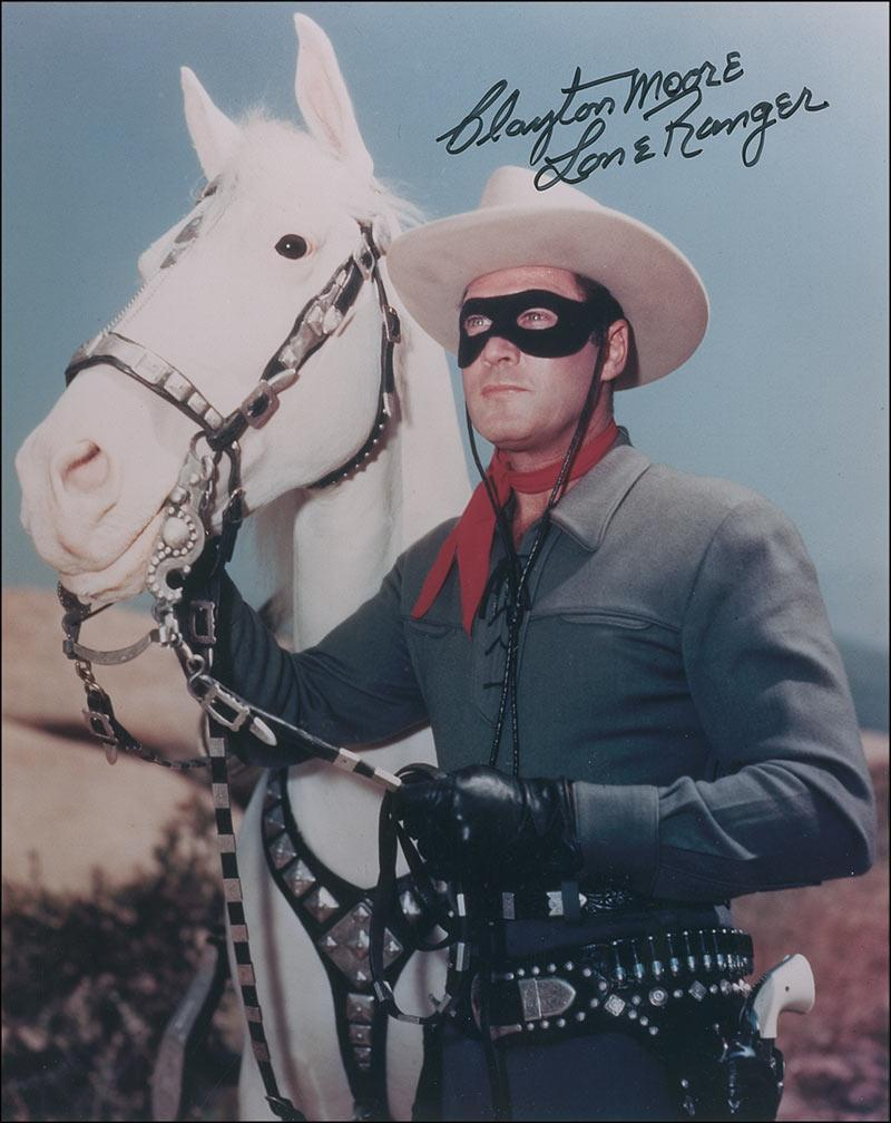 The Lone Ranger in Color