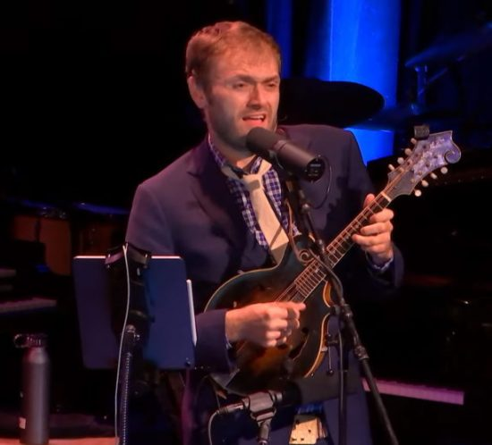 Chris Thile at Powell Symphony Hall in St. Louis, MO
