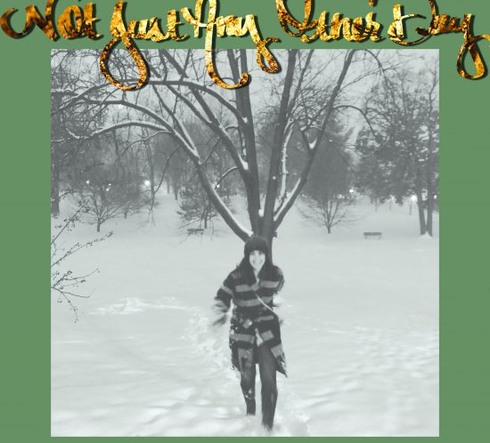 Not Just Any Other Day a Mix of New Christmas Music from Max Wastler