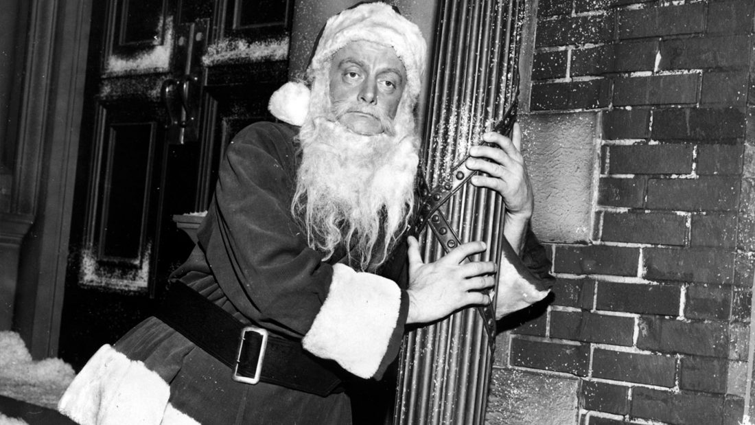 Art Carney as Corwin in the Twilight Zone The Night of the Meek